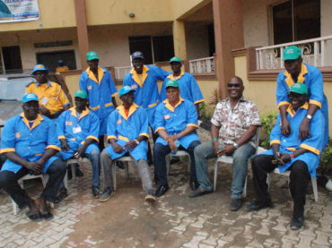 Nigeria Automobile Technicians Association Delegates from LGA Branches to the September, 2017 Lagos State Executive Council's General Election