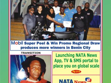 Launching NATA News App to place you on global scale