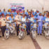 NATA News gives out 4 brand new Motorcycles