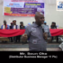 Nata News Seminar in Ekiti State, Nigeria Presntation By Mr  Seun  Oke  Mobil 11  PLC